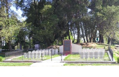 Commonwealth War Cemetery Tirana Park
