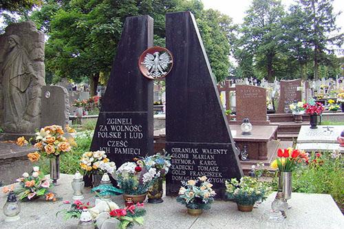 Polish War Graves Cemetery Rakow