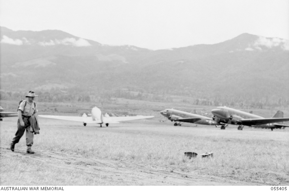 Wau Airfield