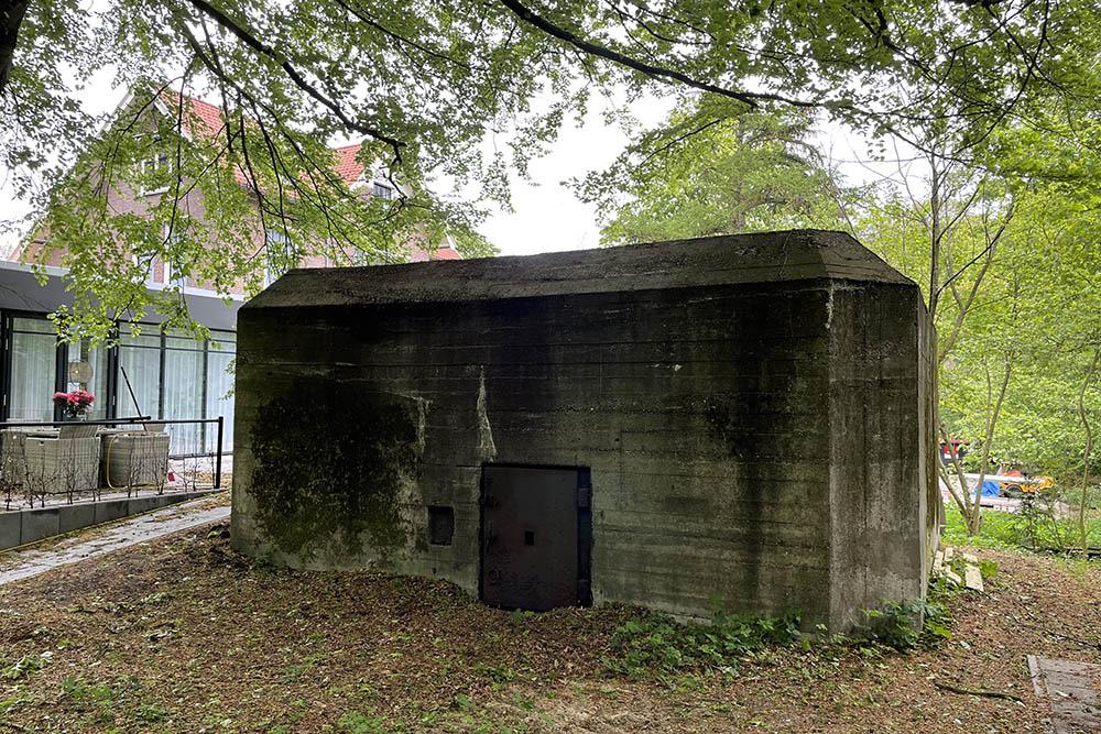 Stützpunktgruppe Castricum - KSS Bunker