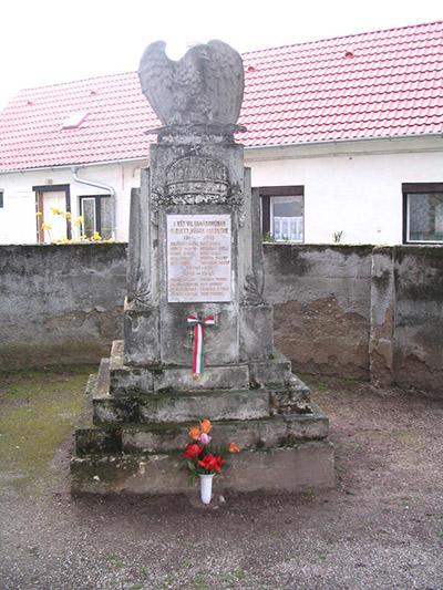 War Memorial Gencsapati