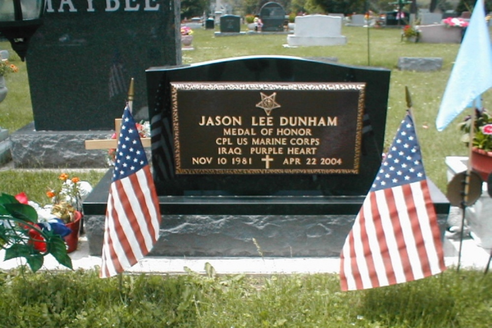 American War Grave Fairlawn Cemetery