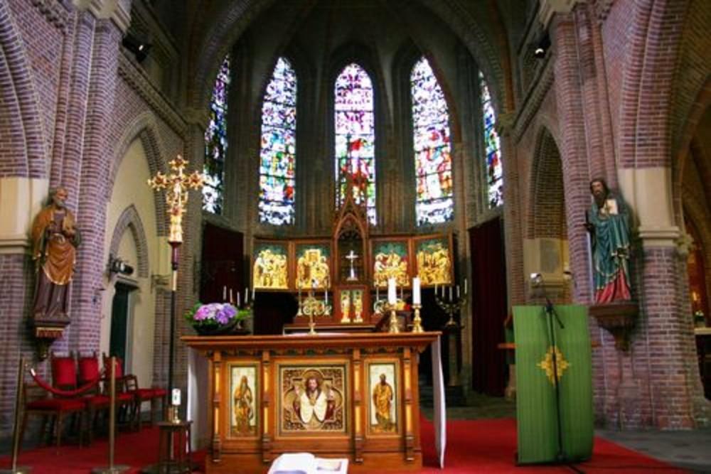 Remember Windows Roman Catholic Church