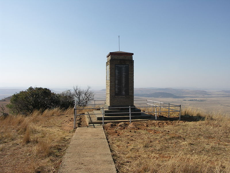 Boer Memorial Battle of Spioenkop