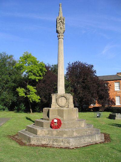 War Memorial Oakham
