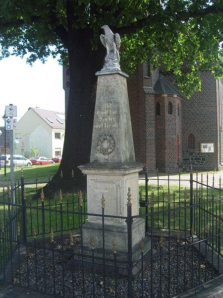 War Memorial Großkoschen