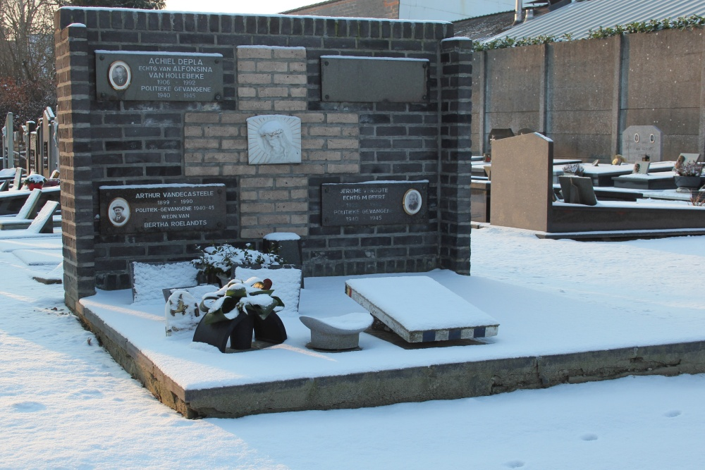 Memorial Former Political Prisoners Meulebeke