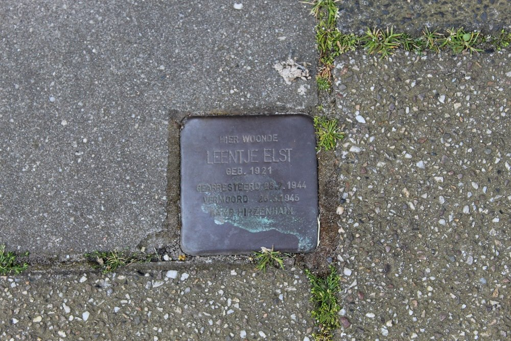 Stumbling Stone Groenstraat 46