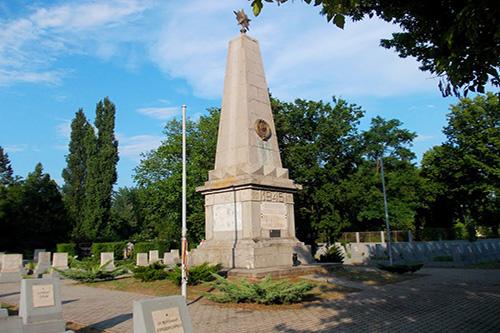 Sovjet Oorlogsbegraafplaats Kecskemet
