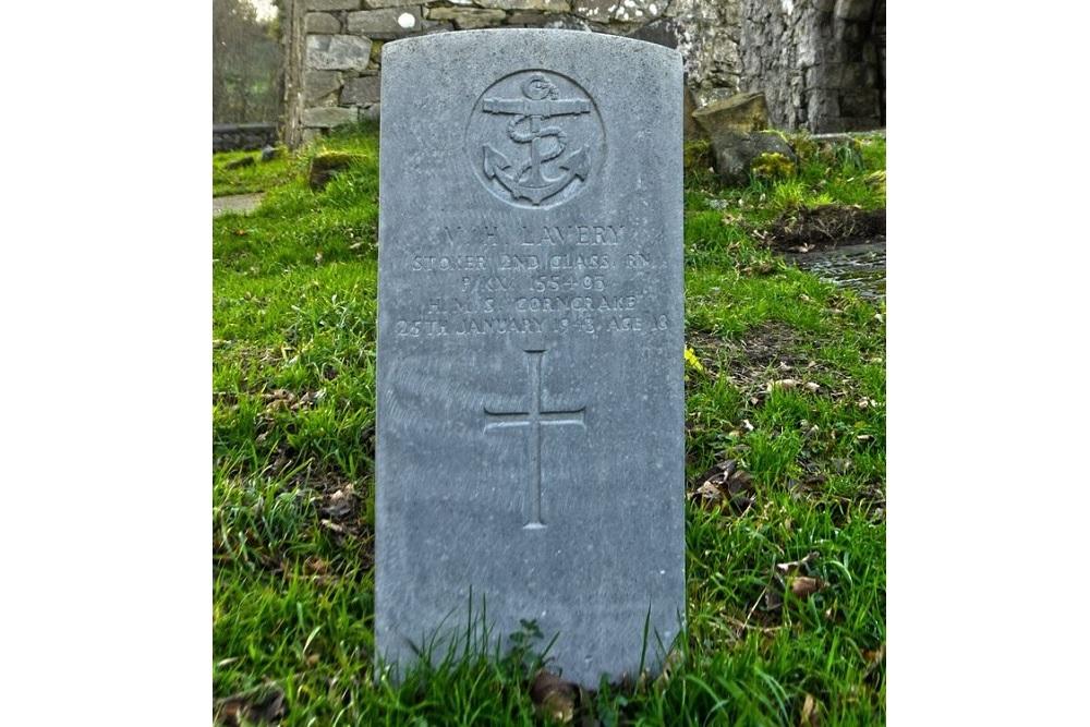 Commonwealth War Grave Killybegs