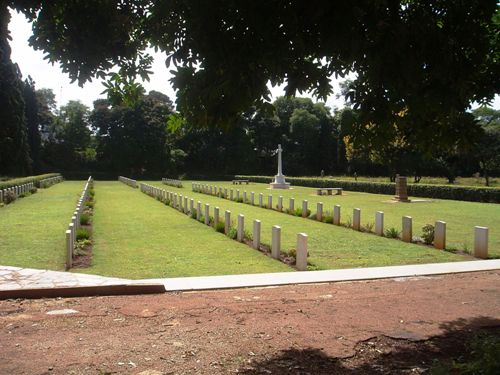 Commonwealth War Graves Mbare West