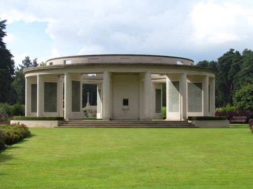 Brookwood 1939-1945 Memorial (Memorial to the Missing)