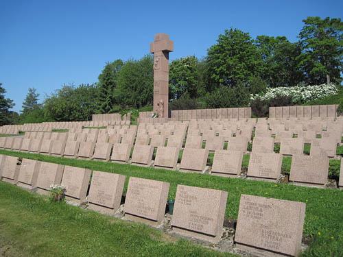 Finse Oorlogsgraven Kalevankangas