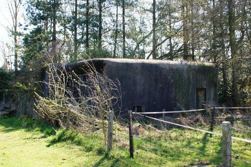 KW-Linie - Bunker ML10