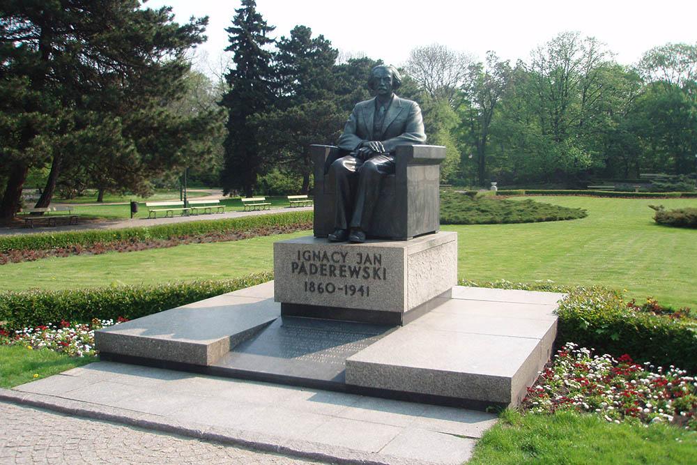Ignacy Paderewski Memorial