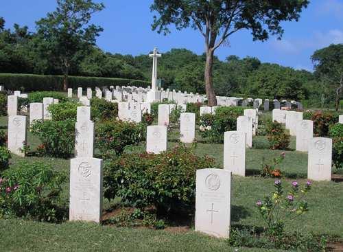 Nederlandse Oorlogsgraven Trincomalee