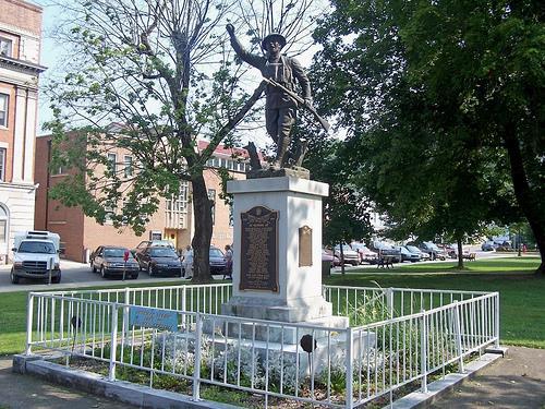 Monument Veteranen Barbour County