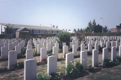 Commonwealth War Cemetery Pornic