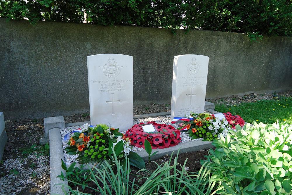 Commonwealth War Graves Protestant Cemetery Grevenbicht