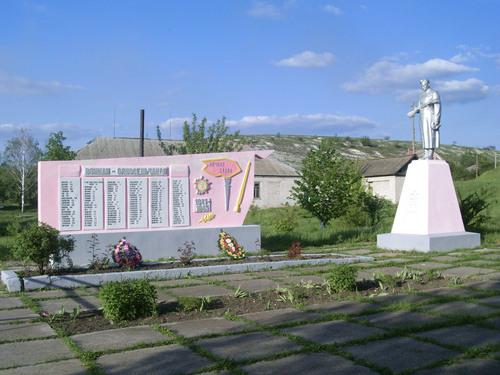 Massagraf Sovjet Soldaten Vesela Hora