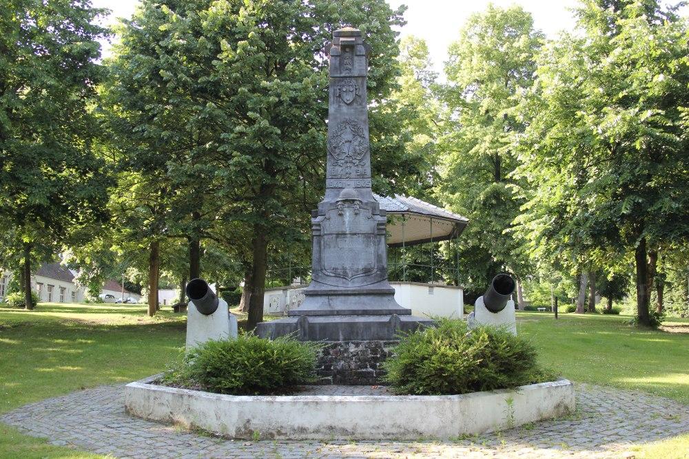 War Memorial Ohain