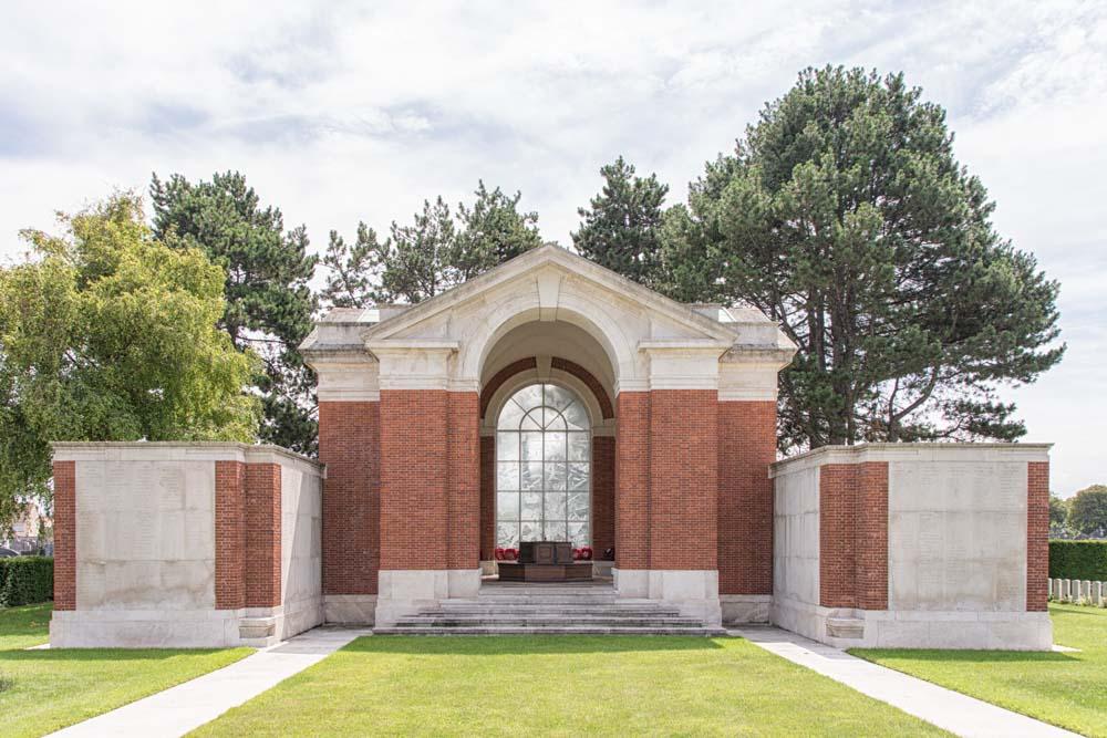 Monument Vermisten van het Gemenebest Dunkerque