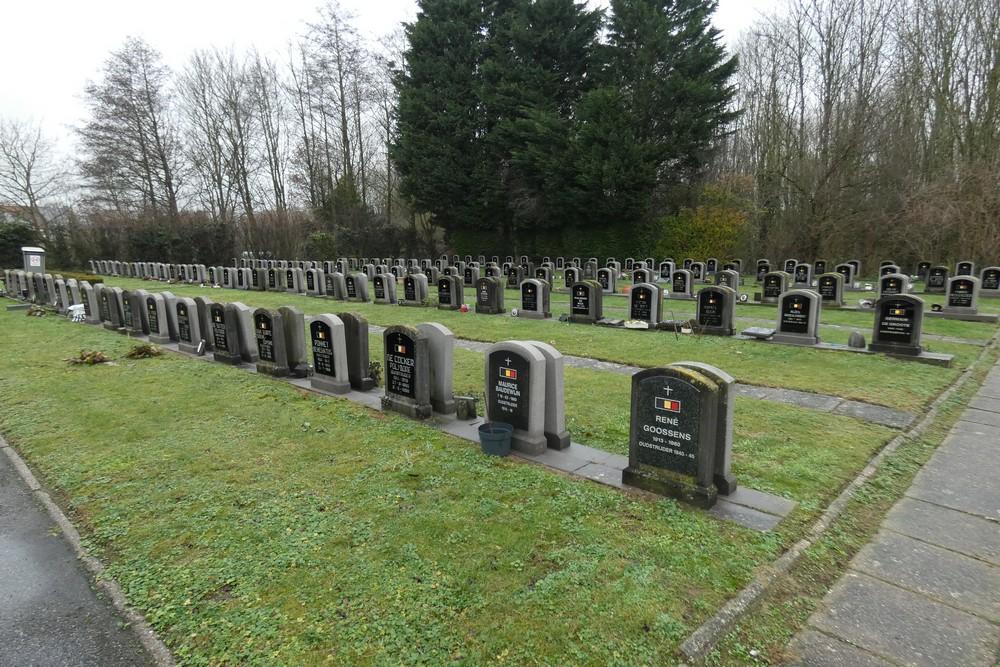 Graven Oudstrijders Sint-Lievens-Houtem