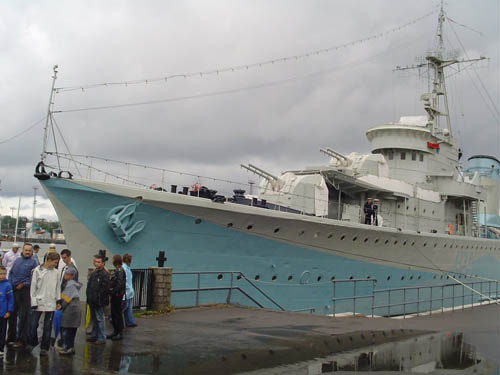 Museumship ORP