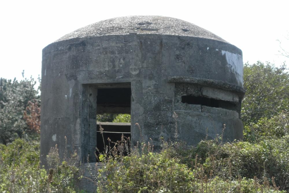 Fire Control Bunker Futtsu