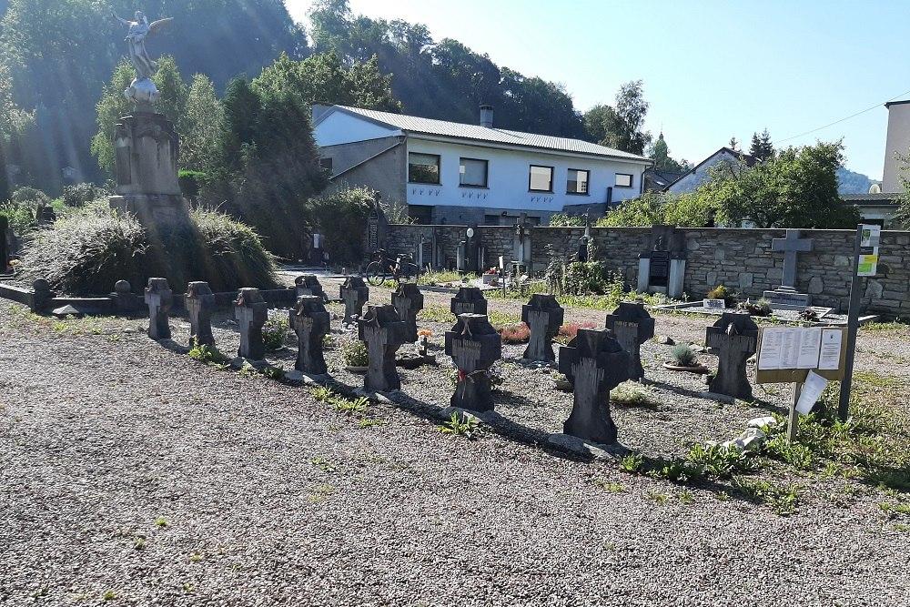 Erehof Eerste Wereldoorlog Stedelijke Begraafplaats Malmedy