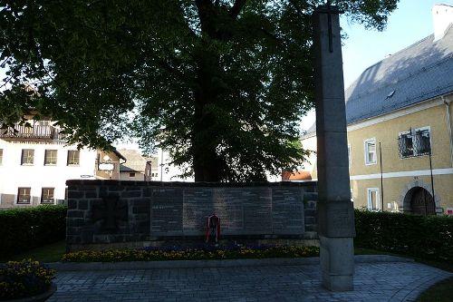 War Memorial Rohrbach in Oberösterreich