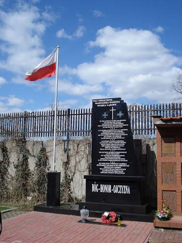 Monument Poolse Strijdkrachten aan het Westfront