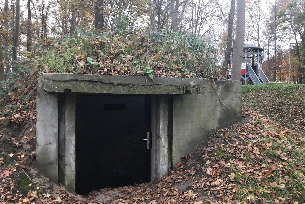 Ammunition Bunker Kooibos