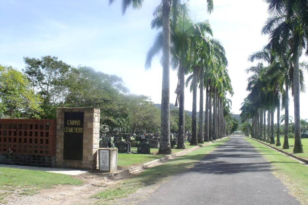 Commonwealth War Graves Cairns Cemetery