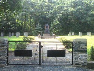 Soviet War Cemetery Oberwart