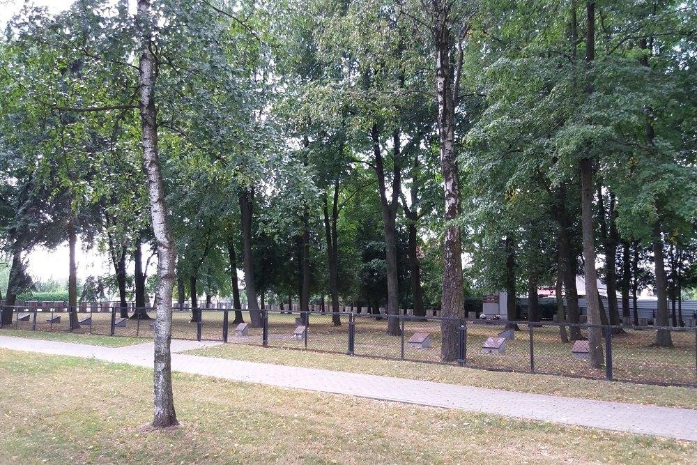 Soviet War Cemetery Kalvarija