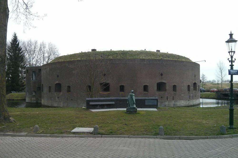 Torenfort aan de Ossenmarkt