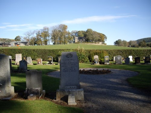 Commonwealth War Graves Auchindor Parish Churchyard