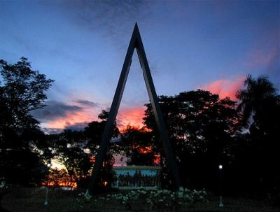 Monument Bataanse Dodenmars