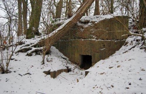 Australian Observation Bunker Bernikkewallestraat
