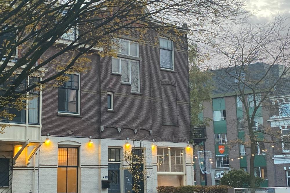 Bulletholes Nijmegen City Centre