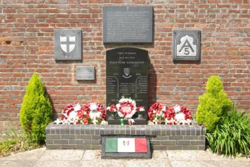 Memorial Italian Campaign