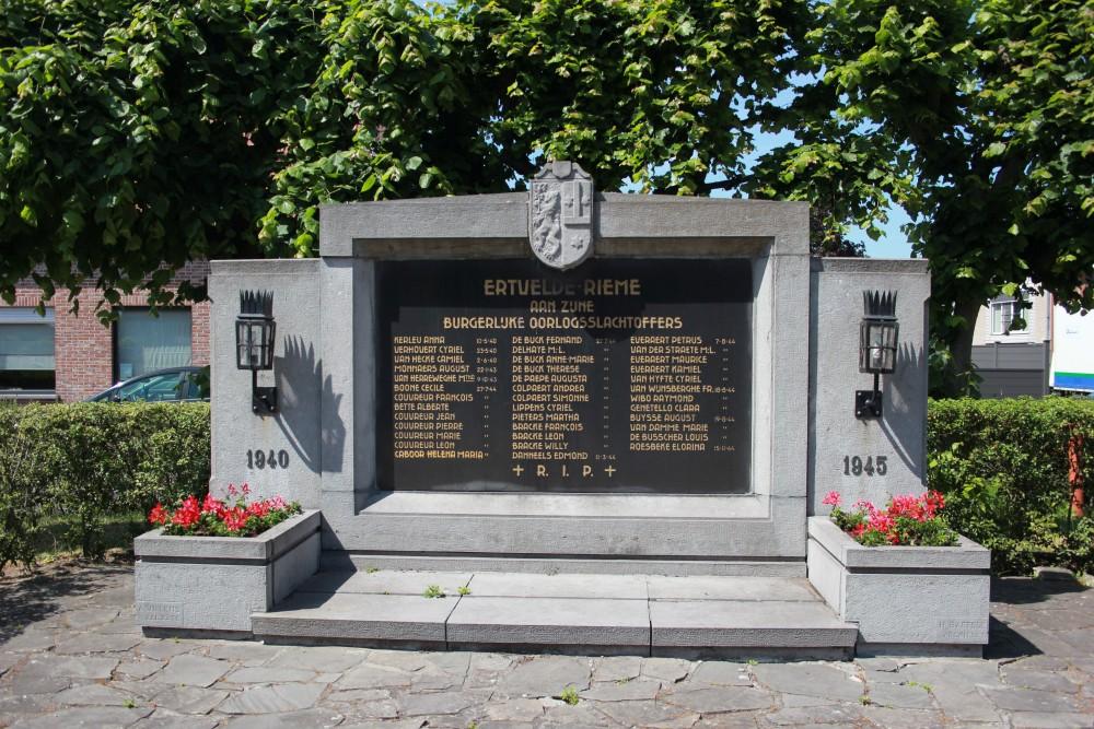 War Memorial Rieme