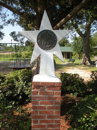 Monument Veteranen Tweede Wereldorlog Purvis