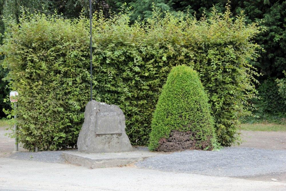 Gedenksteen 1940-1945 Barchon