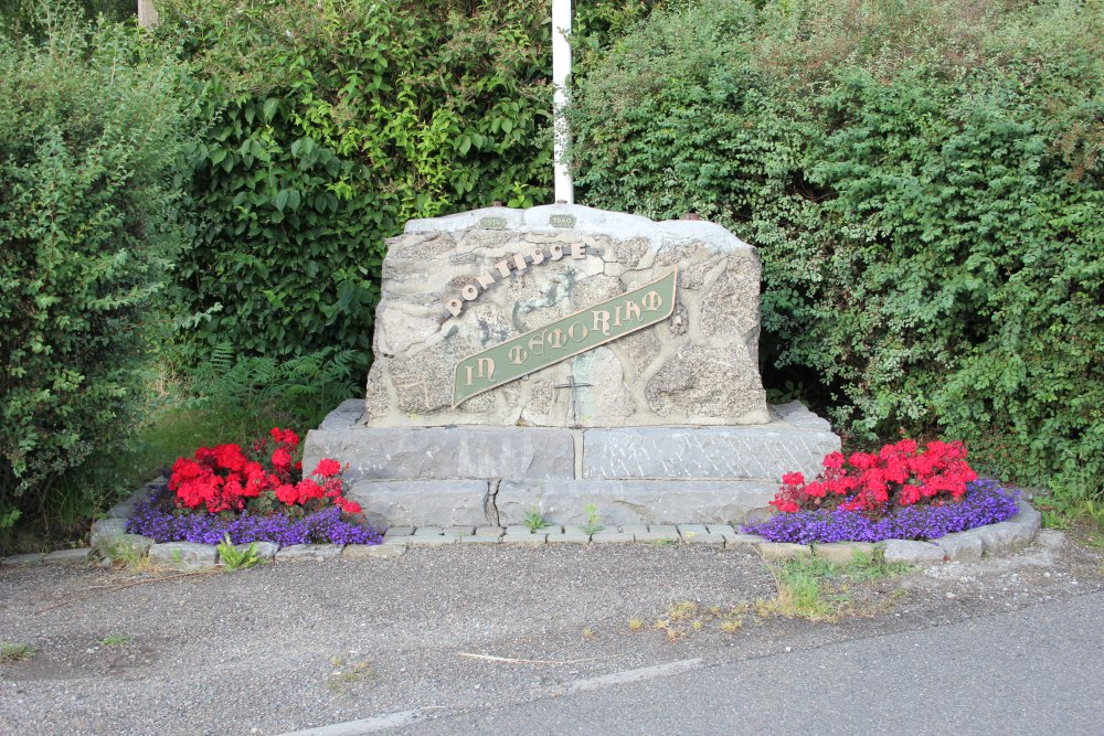 Monument Fort Pontisse