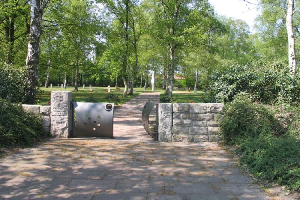 Sovjet Oorlogsbegraafplaats Dalum-Rull