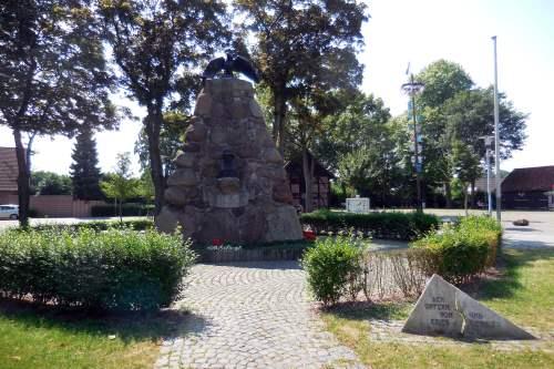 War Memorial Buldern