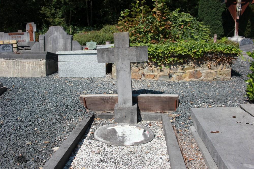 Graven Burgerslachtoffers Trois-Ponts