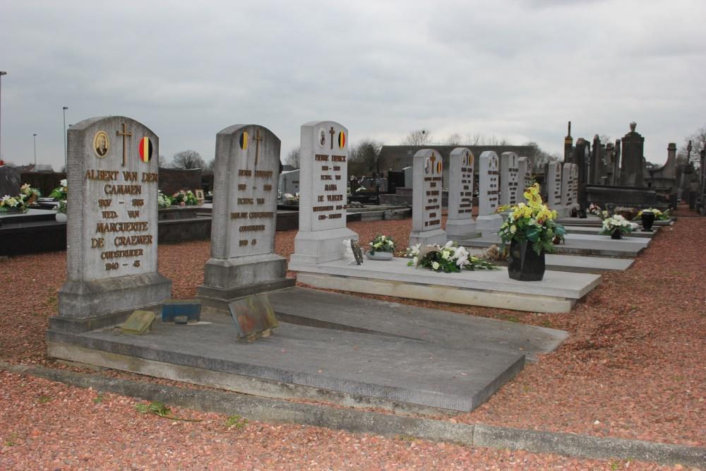 Graven Oudstrijders Baasrode